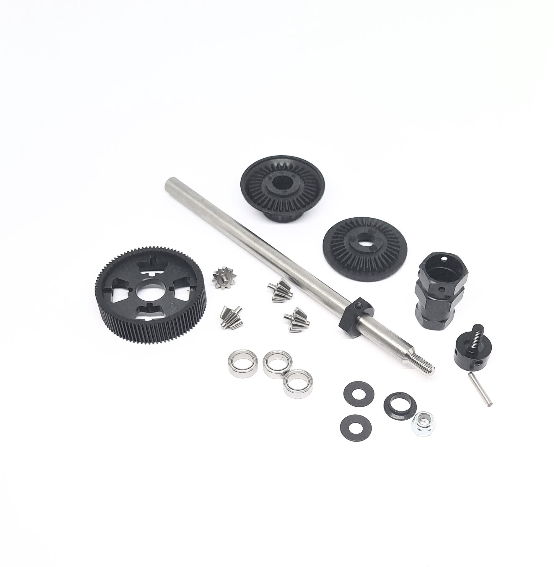 DGD-Mk2  Fenix Gear Diff Mk2