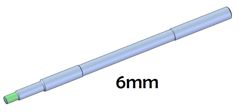 Metric Shaft