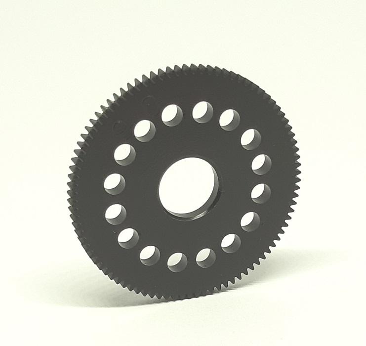 FD4-90 - Spur Gear 90 teeth - CNC made