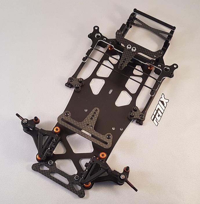 Xray X12 -  Complete model