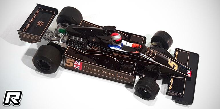 Classic Team Lotus 78