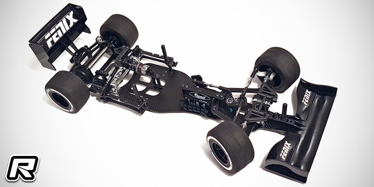 Mistral 2-0 - Carbon chassis