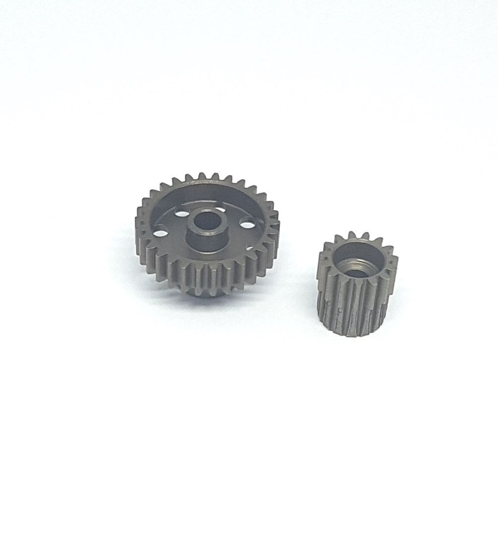 Pinion 15 to  30 teeth - 48 dp