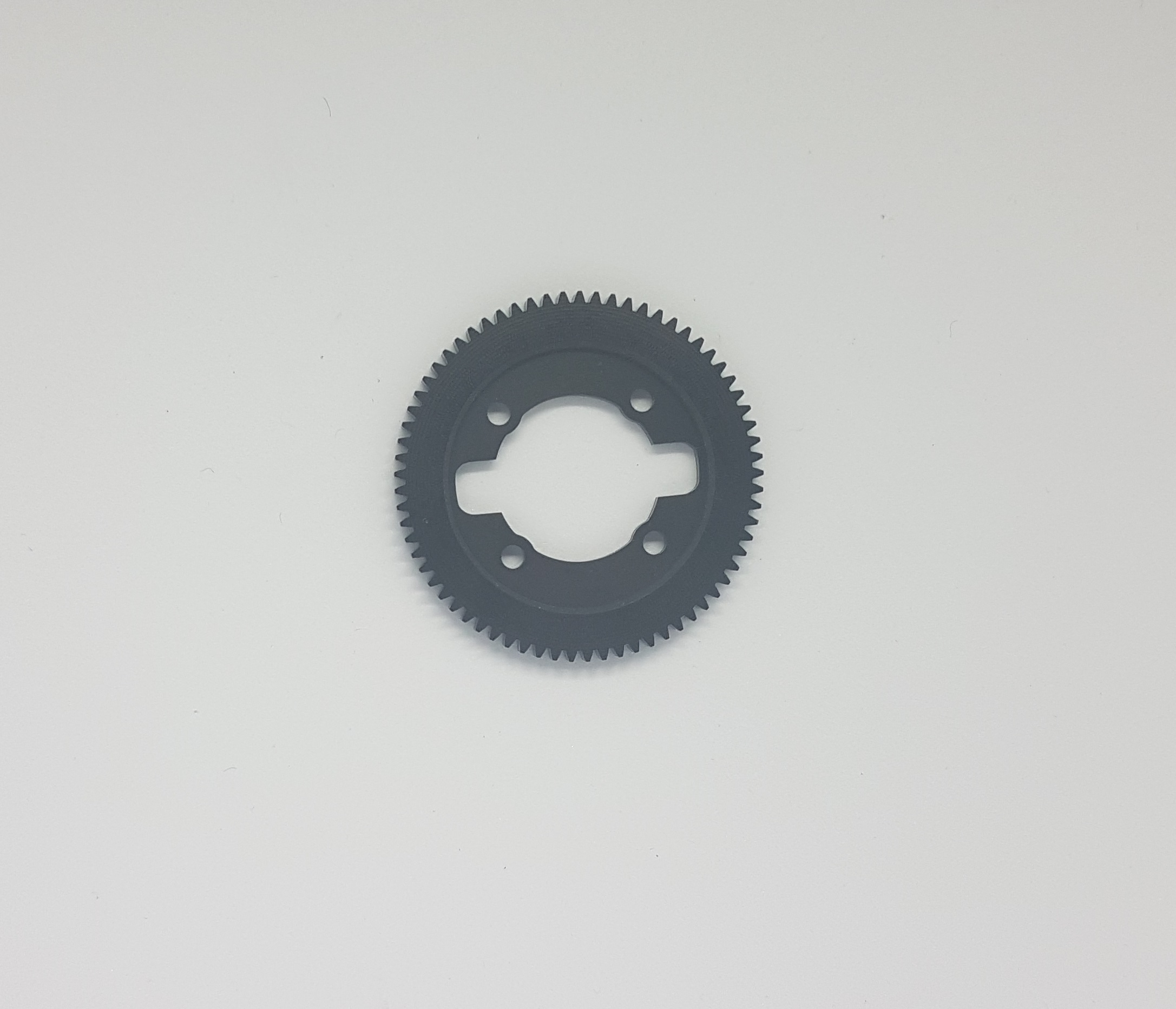 Xray Gear Diff compatible Spur