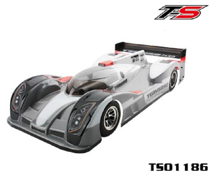 TS01186 - Team Saxo  1:10 LM Car Clear Body