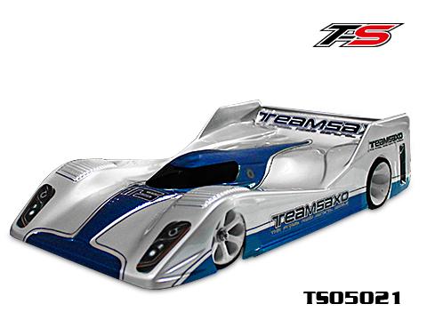 TS05021 - Team Saxo 1:12 Car Clear Body