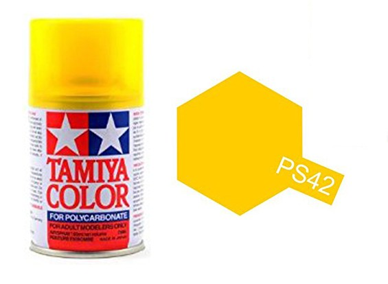Tamiya PS 42 - Translucent Yellow