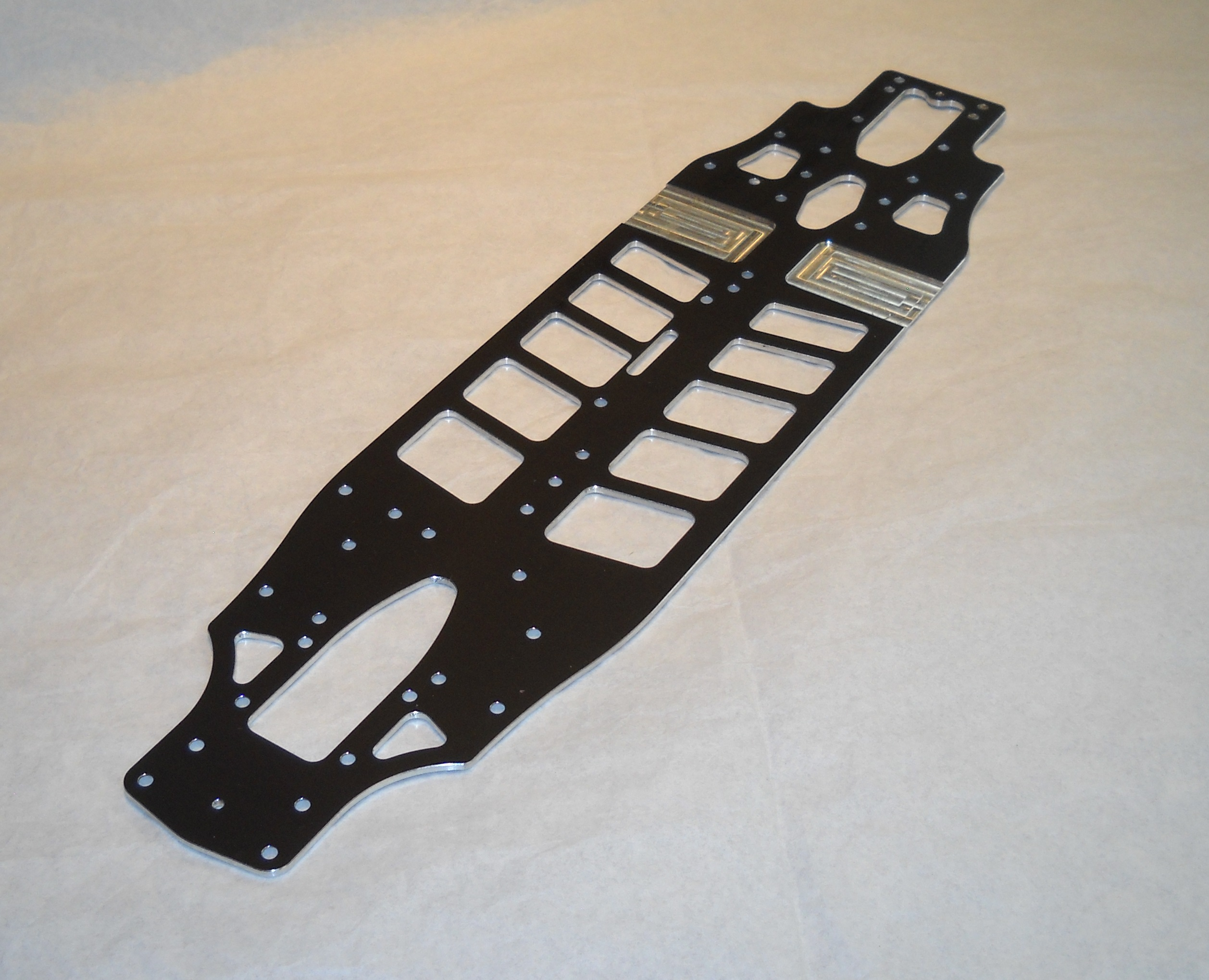 OPT019 - WRC STX 2015 - 7075 Chassis