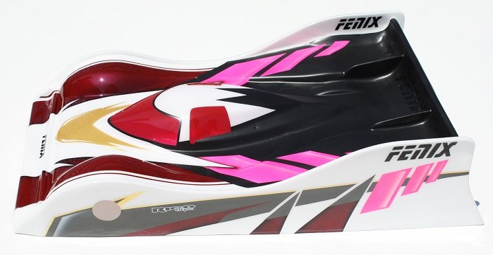 PC001 - Fenix R9 235mm pancar body