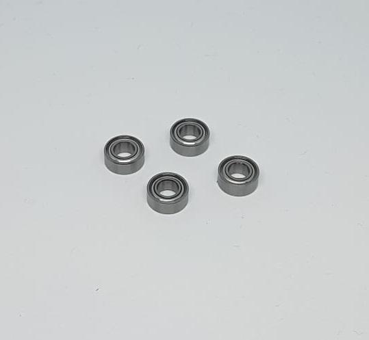 FX0082  - 5 x 10 x 4 mm - Ceramic ball Bearing