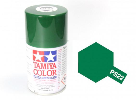 Tamiya PS 22 - Racing Green
