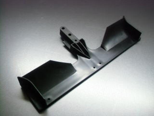 Z5004B - ZEN Front Wing F1 Black