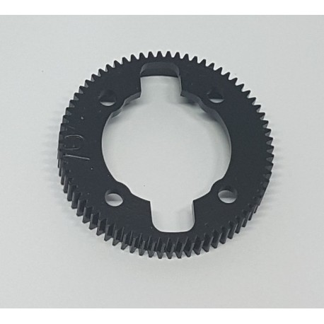 Spur Gear 72 teeth - 64dp  - for Xray Gear diff