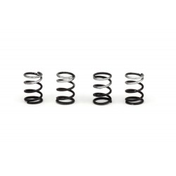 RI-28051 - Ride F1 Big Bore Front Spring-Silver (3,31 N/mm) 4pcs
