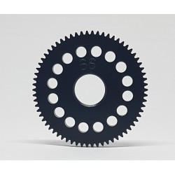 Spur Gear 66 teeth 48dp - CNC made