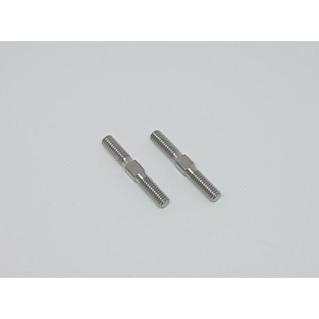 Mistral 2-0  front suspension turnbuckles