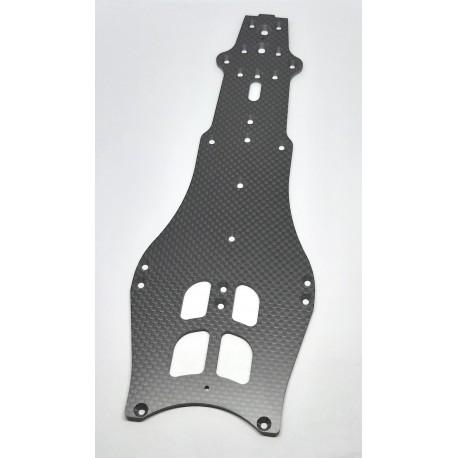 Mistral 2-0 SWB chassis 2.5mm carbon fibre