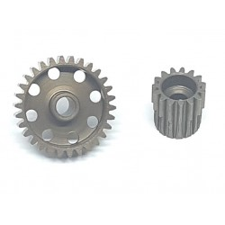Pinion steel series - 48 dp