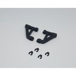 G56 FRONT UPPER ARM HARD (2 PCS ) + CLIPS CASTER (4pcs )