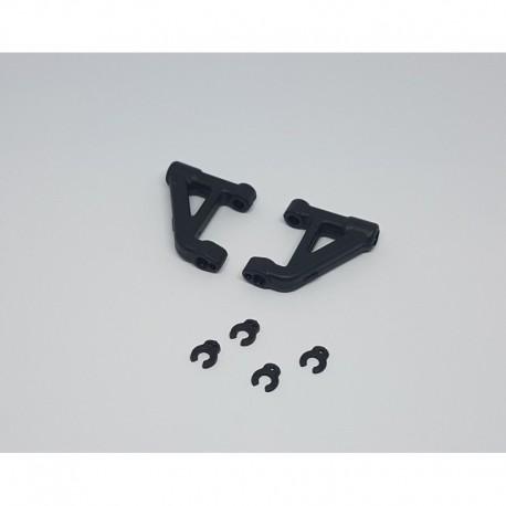 G56031  G56 FRONT UPPER ARM HARD (2 PCS ) + CLIPS CASTER (4pcs )
