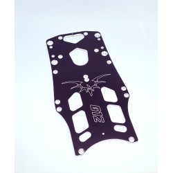 G12-1-7075 - G12 7075-T6 Chassis