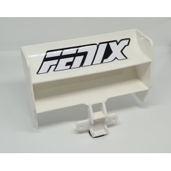 Fenix Rear wing - White