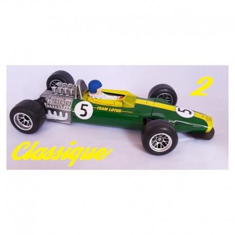 Fenix Classique 2 - Gear Differential + Lotus 49 body