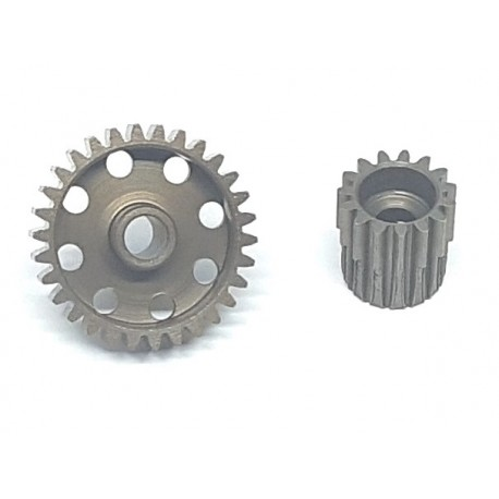 Pinion steel series - 48 dp