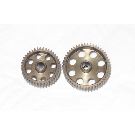 Pinion steel series - 64 dp