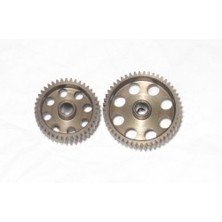 Pinion steel series - 64 dp
