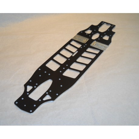 WRC STX 2015 - 2mm 7075 Chassis