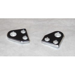 WRC STX 2015 - 2mm 7075 Plates for upper link