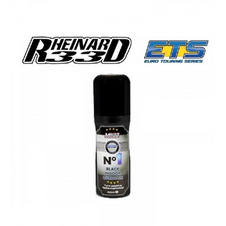 MR33 N°1 Black Indoor / Outdoor Tire Additive 100ml ETS Approved