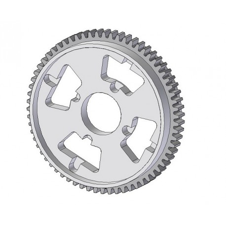Fenix Gear Diff - Spur Gear 84 PANCAR