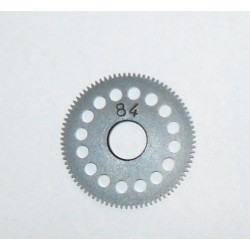 Spur Gear 84 teeth - CNC made