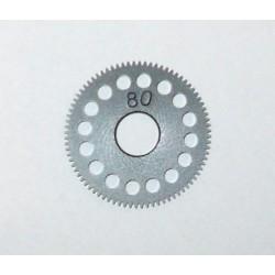 Spur Gear 80 teeth - CNC made
