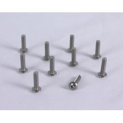 Screw - M3*20 - Titanium Hexagon Socket Button