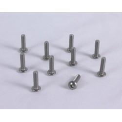 Screw - M3*8 - Titanium Hexagon Socket Button
