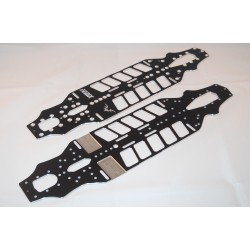 TeamMagic - E4RS4 - 2mm 7075 chassis