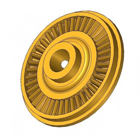 """""""Delta"""" Gear Diff - Ring Gears L+R"""