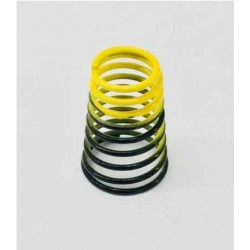 RI-28096 - Ride F1  Side Spring - Yellow  (0.4 N/mm) 4pcs