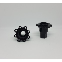 PanCar Gear Diff - 235mm version - Special VTE housing